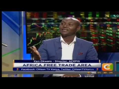 Africa Free Trade Area #CitizenExtra