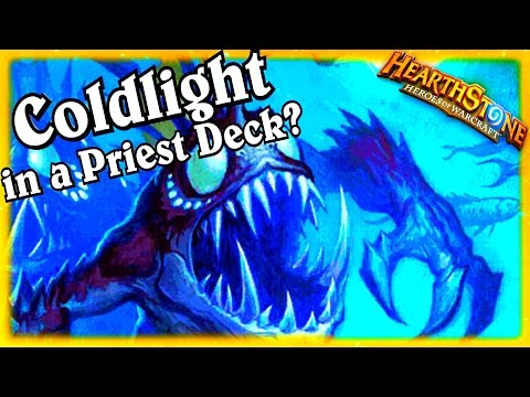 Coldlight Oracle In A Priest Deck ~ Hearthstone Heroes Of Warcraft Blackrock Mountain