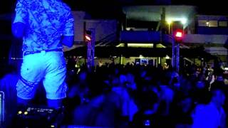 Luca Bortolo @ Oasi Beach Rome 28/06/2011 Part 2