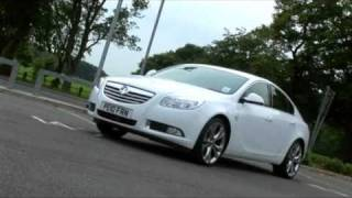 Vauxhall Insignia road test