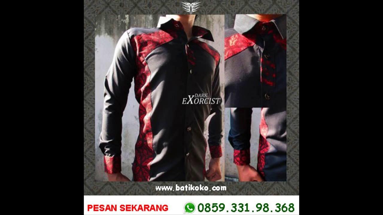 Wa 085 933 198 368 Baju Batik Pria Murah Baju Batik Pria