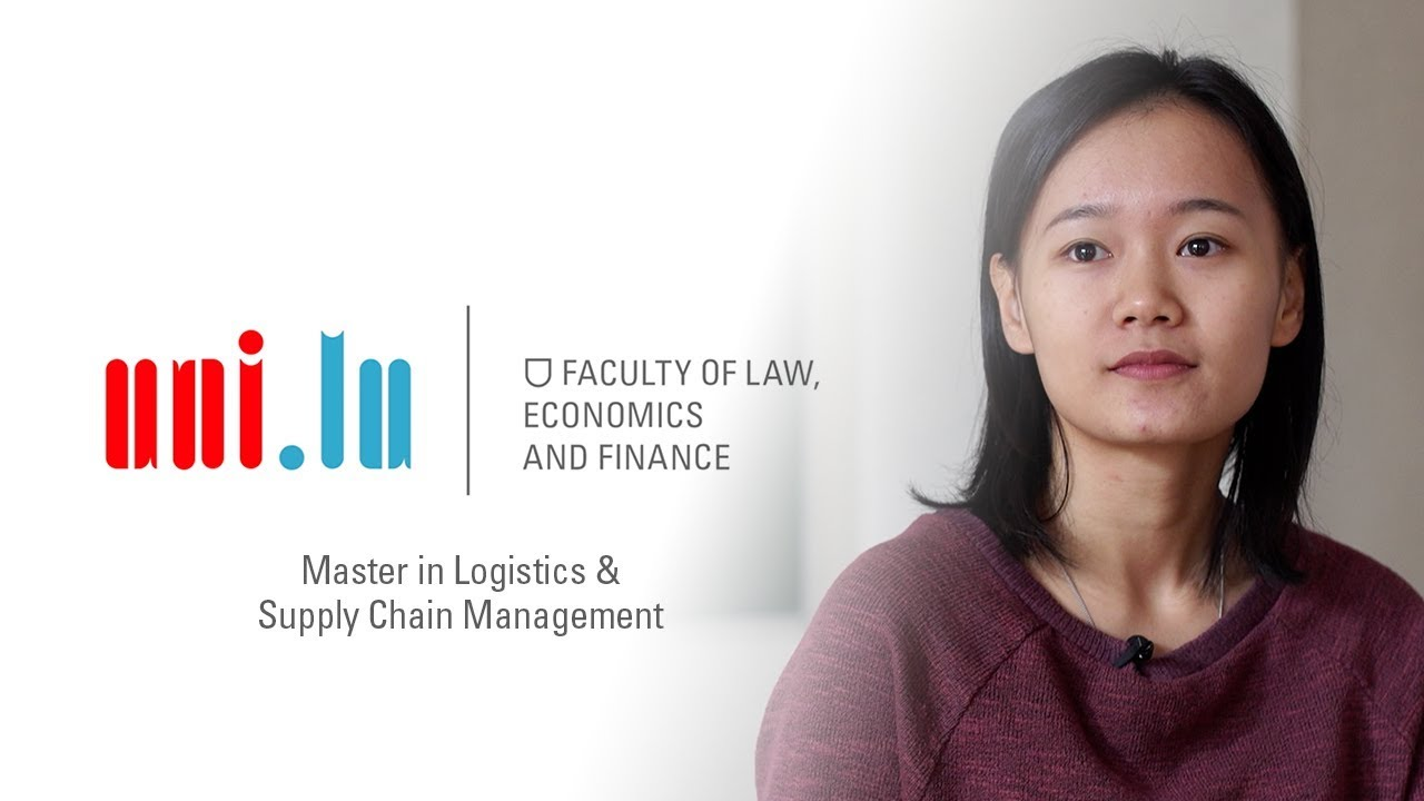 Master in Logistics and Supply Chain Management