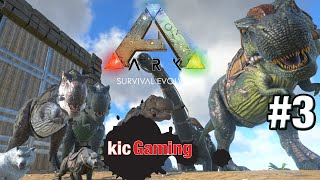 Crafting fur armor - Let's Play ARK: Survival Evolved single player (S2 Ep 3)