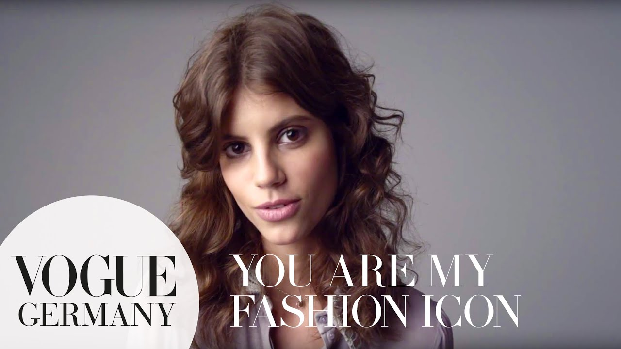 You are my personal Fashion Icon – A Message for you by Antonina Petkovic for VOGUE