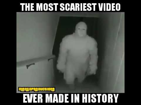 The most scariest video ever made in history  OMG