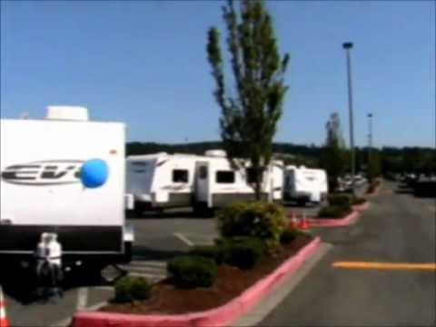 """Creative Ads Advertising Agency and Fife RV Sale """"FUN""""!"""