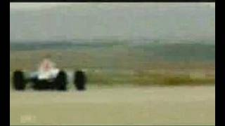 HONDA F1 TOP SPEED