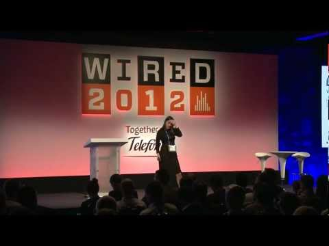 Jess Greenwood on Trend Forecasting & Business Landscape: Full Wired 2012 Talk | WIRED 2012 | WIRED