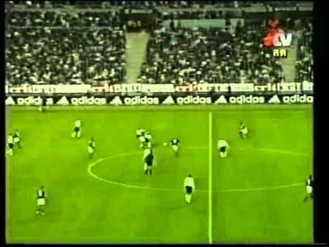 2000 Friendly Match - France vs England