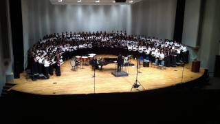 Sing Unto God (from Judas Maccabaeus) - GMEA All-State 2011 Senior Mixed Chorus