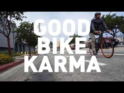 Big Blue Bus - Good Bike Karma