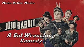 Jojo Rabbit: A Gut Wrenching Comedy