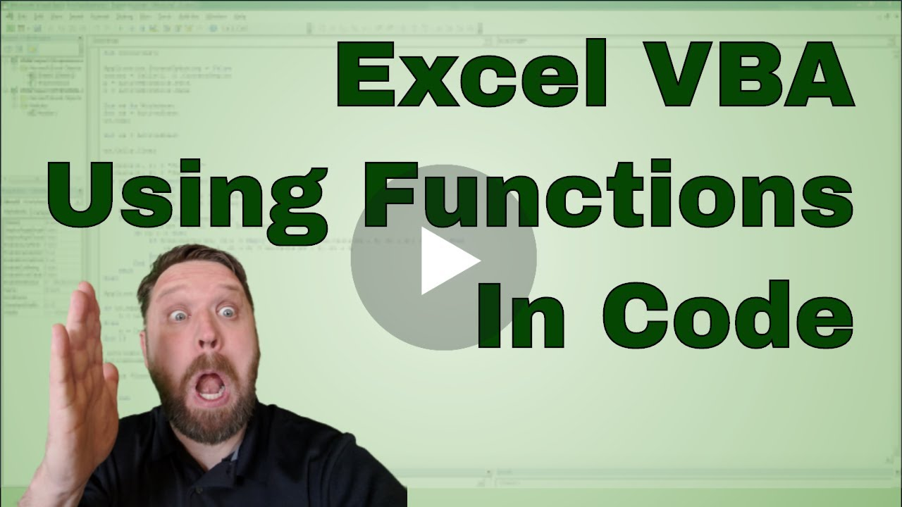 Using all of Excel's Functions with Application.WorksheetFunction ...