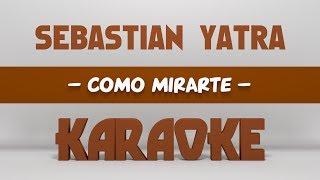Baixar Sebastian Yatra - Como mirarte (Karaoke) Guitarra Eléctrica - New