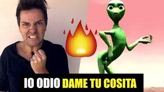 IO ODIO DAME TU COSITA - PARODIA - iPantellas