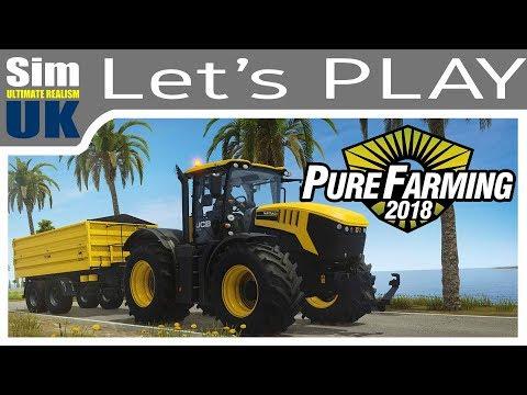 A Huge Drought | Pure Farming 2018 Farming Challenges Montana Mission 3
