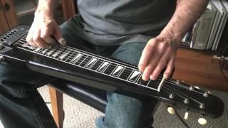 The Endless Summer - steel guitar