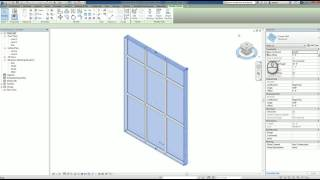 Revit Families Series   Custom Mullion Profile How To Revised