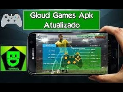 Download gloud games APK modificado tempo ilimitado 1