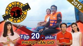miko lan trinh bat ngo bi ban trai bo roi tai can gio  du lich ky thu  tap 20  phan 2
