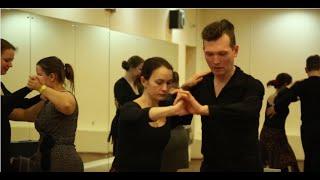 Аргентинское танго в Танцквартале