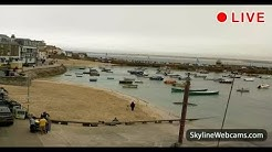 Live Webcam from St Ives - England