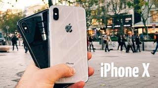 iPhone X. Распаковка и первый взгляд
