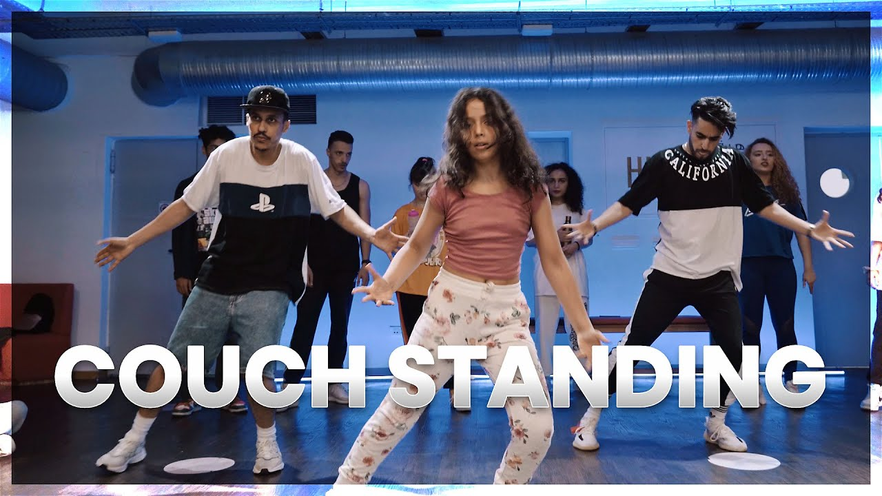 Couch Standing - Nieman J & Eric Bellinger | Dance Choreography