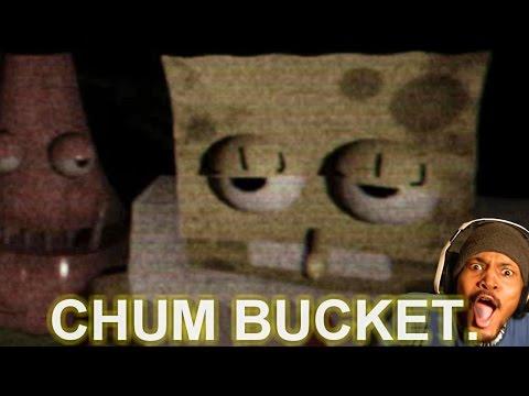 HE WANTS MY KRABBY PATTY   Five Nights At The Chum Bucket
