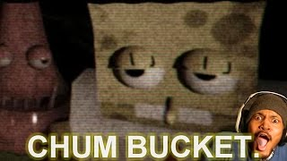 HE WANTS MY KRABBY PATTY | Five Nights At The Chum Bucket