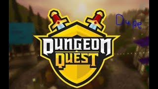 Roblox ? Dungeon Quest Spell Dupe Glitch.
