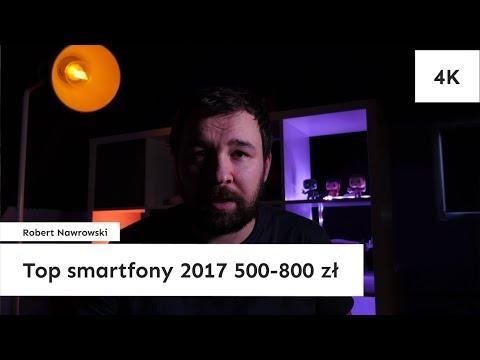 Top smartfony 2017