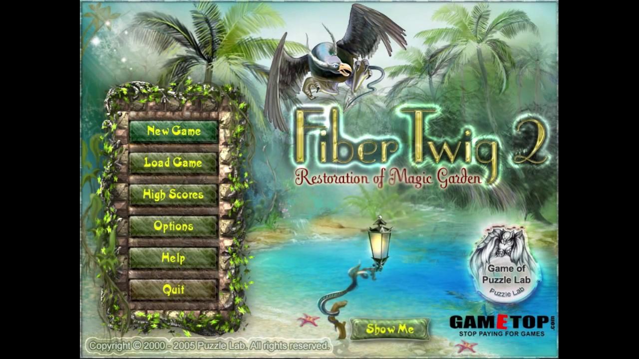 Fiber Twig 2: Restoration of Magic Garden - Download PC Game