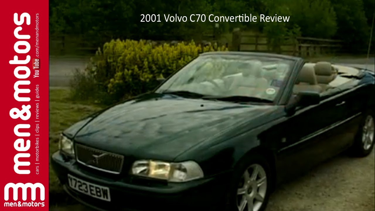 2001 volvo c70 convertible review youtube sciox Image collections
