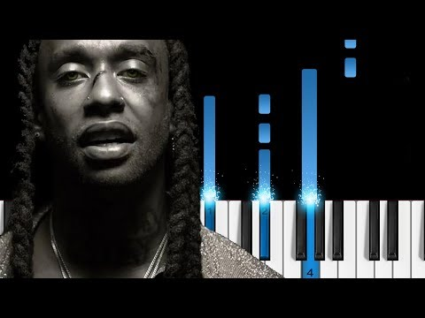 Ty Dolla $ign & Future - Darkside feat. Kiiara (from Bright: The Album) - Piano Tutorial