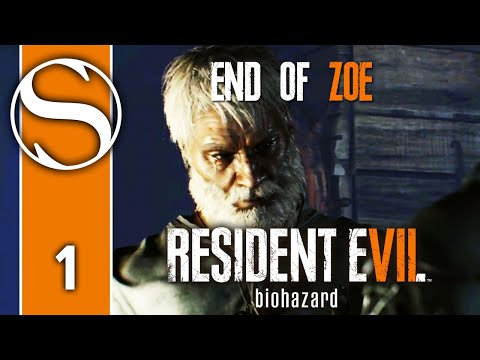 #1 End Of Zoe Gameplay - Resident Evil 7 End of Zoe DLC Gameplay