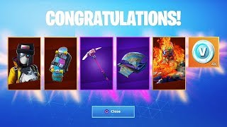The FINAL FREE REWARDS in Fortnite...