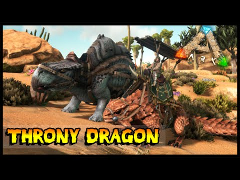 Domei um Thorny Dragon - Ark Scorched Earth #03
