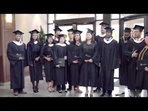 University Canada West (UCW) Convocation 2015