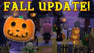The Fall Update Is AMAZING!!