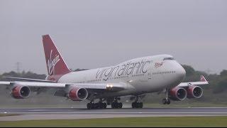 10 Wing Condensation & Vortex Landings in 5 Minutes: 777, 787, A330, 747, 767, 757