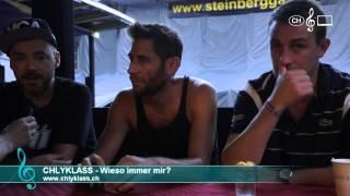 Chlyklass - Interview (MFW 2015)