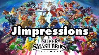 Super Smash Bros Ultimate - Smashmouth (Jimpressions) (Video Game Video Review)