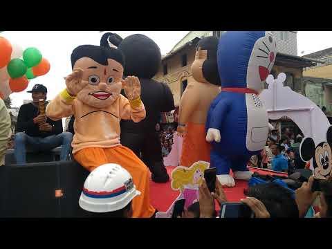 Daman carnival festival 2017