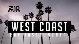 West Coast type beat - Chicano rap - Gangsta rap instrumental - TROUBLE - prod. Z10Beats