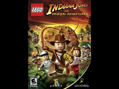 LEGO Indiana Jones Music  Title Screen