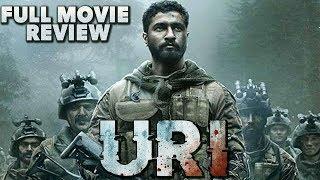 Uri : The Surgical Strike | Full Movie Review | Vicky Kaushal | Paresh Rawal | Yami Gautam