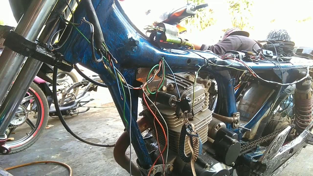Jalur Kabel Body Tiger Revo