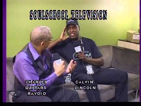 Soul School Television Interview w/Charles Julian Fearing of Ray Parker Jr and RAYDIO