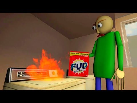 [SFM Baldi's Basics] FUNNIEST Baldi's Basics Animations